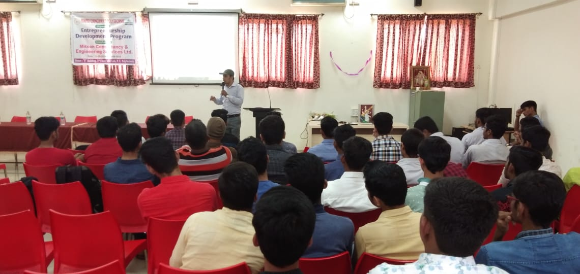 Business Opportunities Search & Scanning Speaker – Mr. Ashish Mutha at PCP