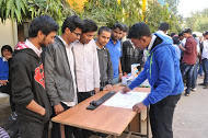 Well equipped laboratories, computer center, furnished classrooms and experienced faculty members are available for I.T diploma engineering students  overall development.
